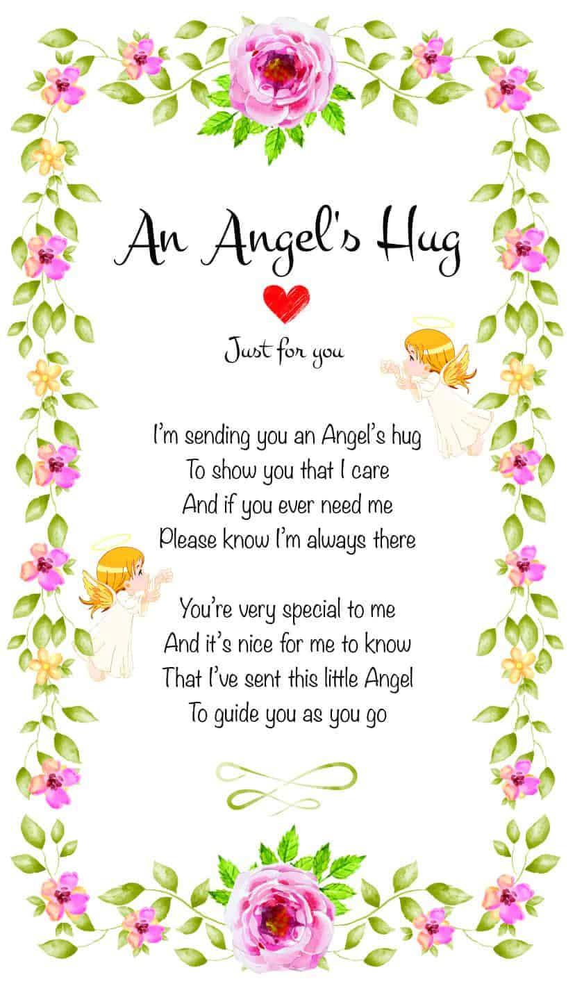 An Angel's Hug Just for You