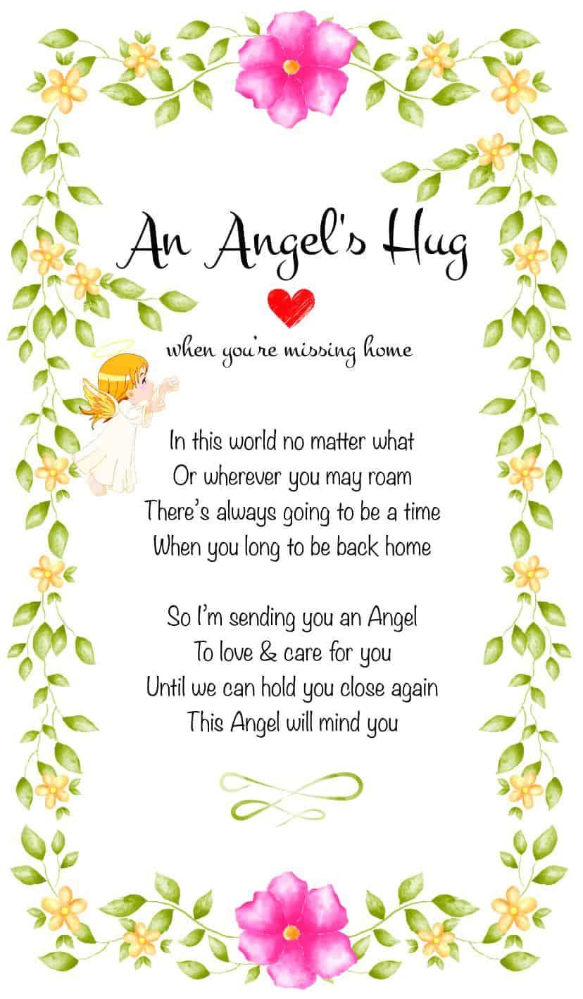 An Angel's Hug
