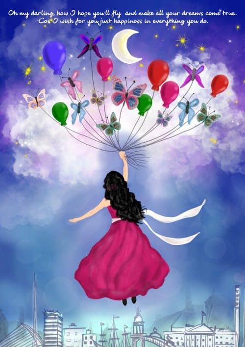 Inspiration Range Balloons