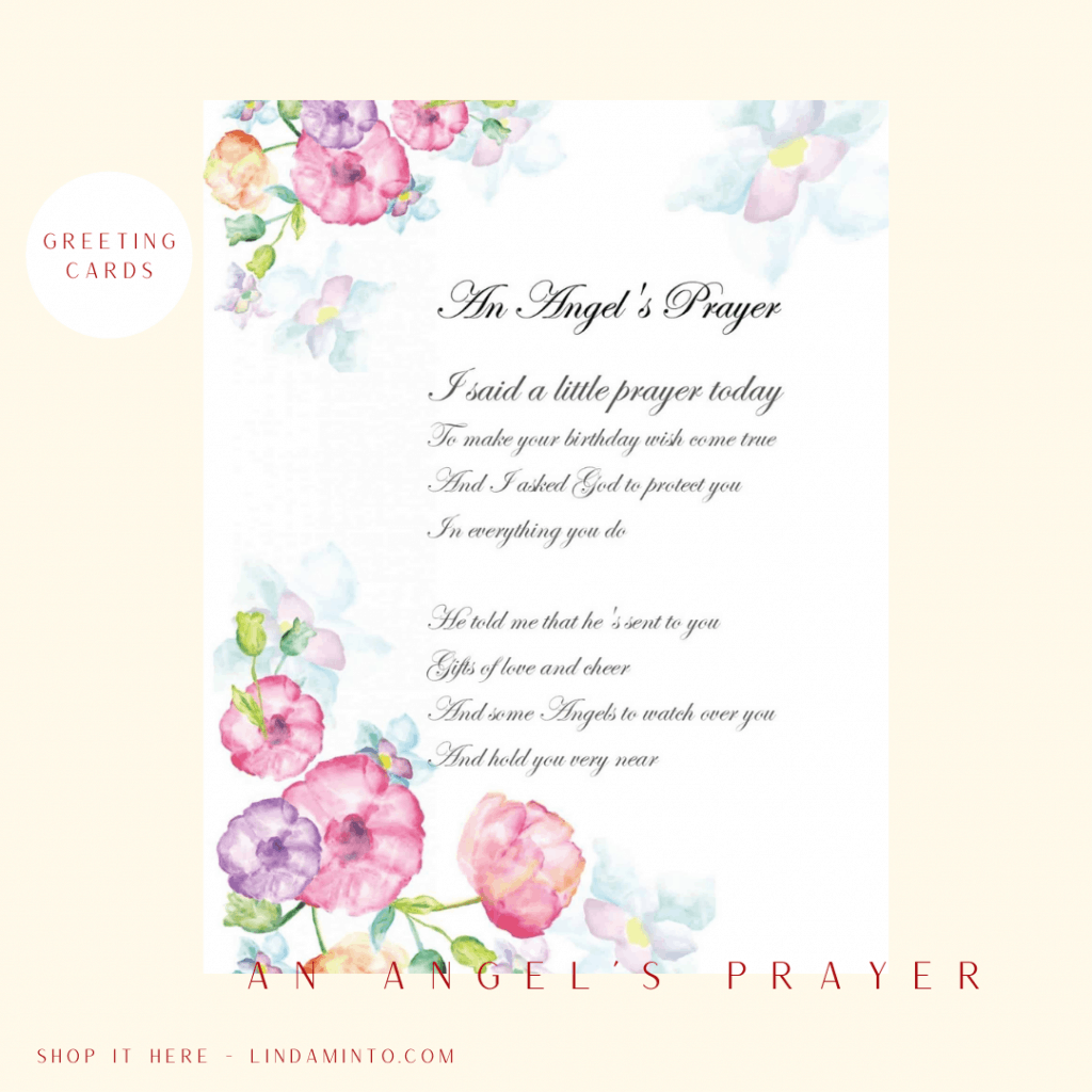 An Angel's Prayer